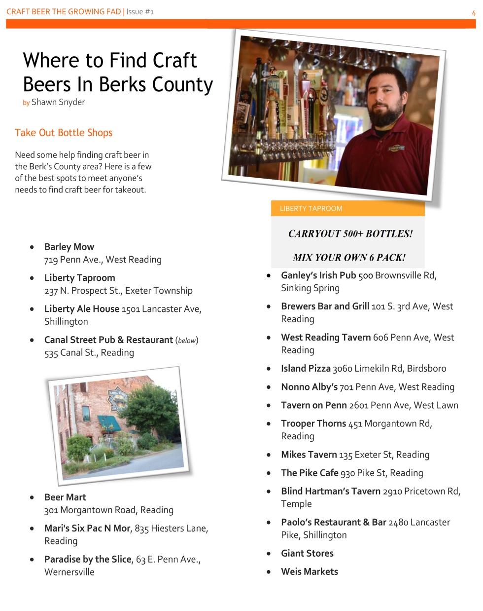 Craft Beer pg 4